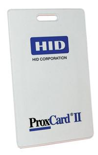 Электронный пропуск HID