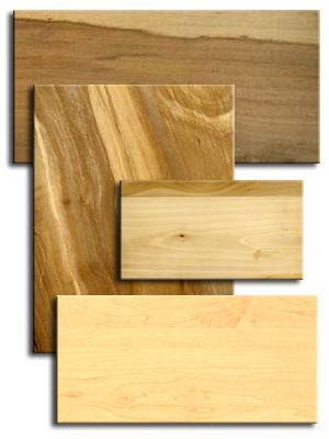 Породы древесины. Яблоня. Текстура.