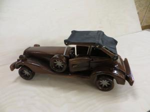 Деревянная модель (1)