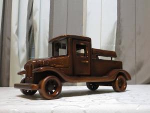 Деревянная модель (10)