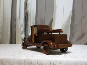 Деревянная модель (11)