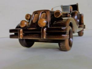 Деревянная модель (17)