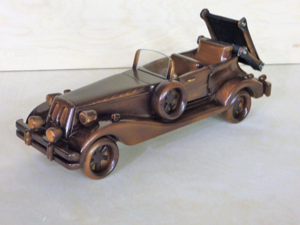 Деревянная модель (24)
