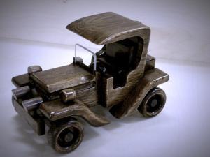 Деревянная модель (28)