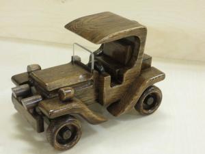 Деревянная модель (29)