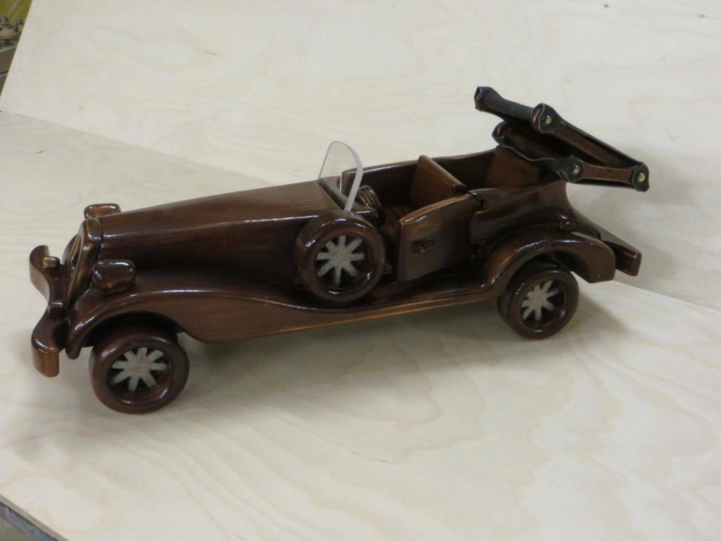Деревянная модель (3)