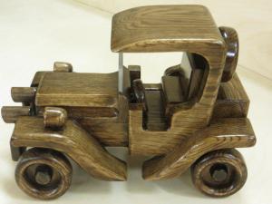 Деревянная модель (30)