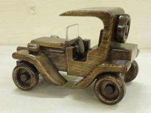 Деревянная модель (32)