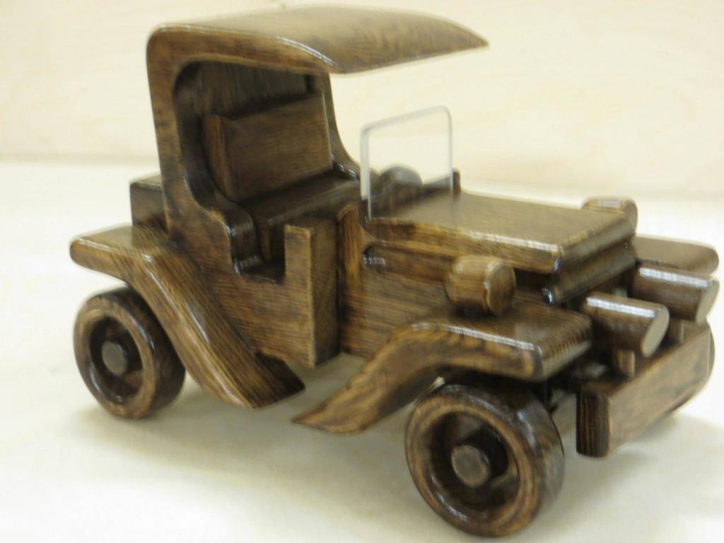 Деревянная модель (33)