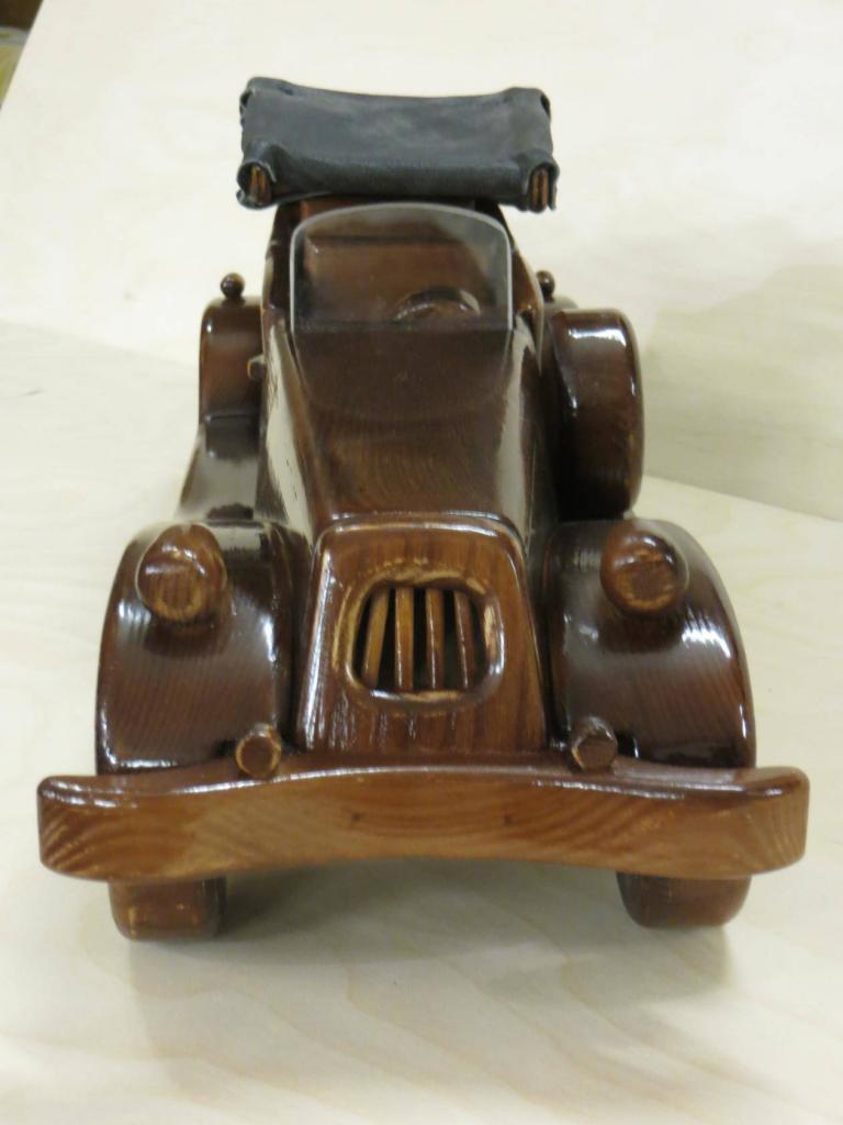 Деревянная модель (5)