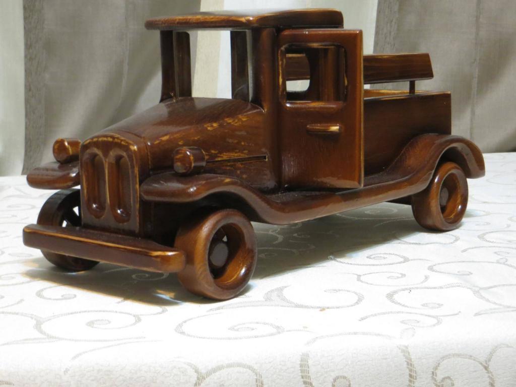 Деревянная модель (8)