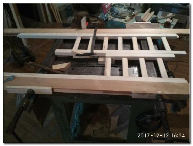 Детская кроватка Изготовление Фото 2