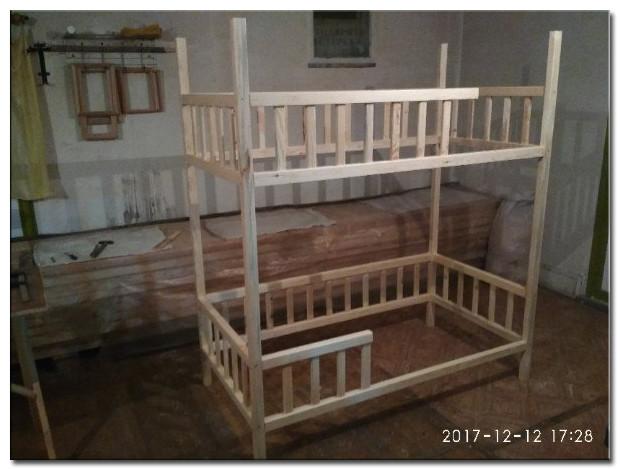 Детская кроватка Изготовление Фото 3