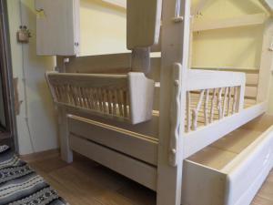 Детская кроватка для девочки Фото (10)