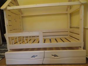 Детская кроватка для девочки Фото (12)