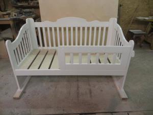 Детская кроватка для девочки Фото (2)