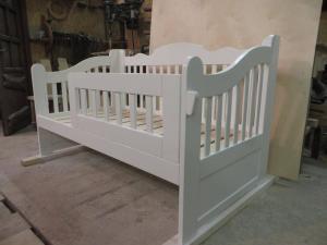 Детская кроватка для девочки Фото (4)