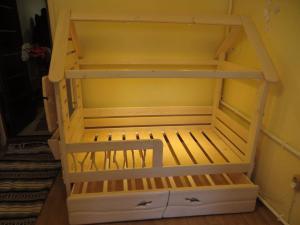 Детская кроватка для девочки Фото (8)