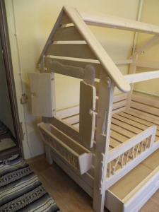 Детская кроватка для девочки Фото (9)
