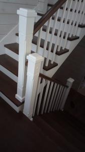 Лестница из дерева Фото (1)