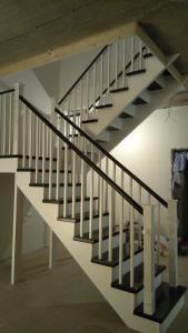 Лестница из дерева Фото (5)