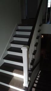 Лестница из дерева Фото (8)