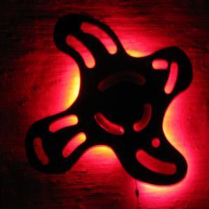 Светильник из фанеры Фото (2)