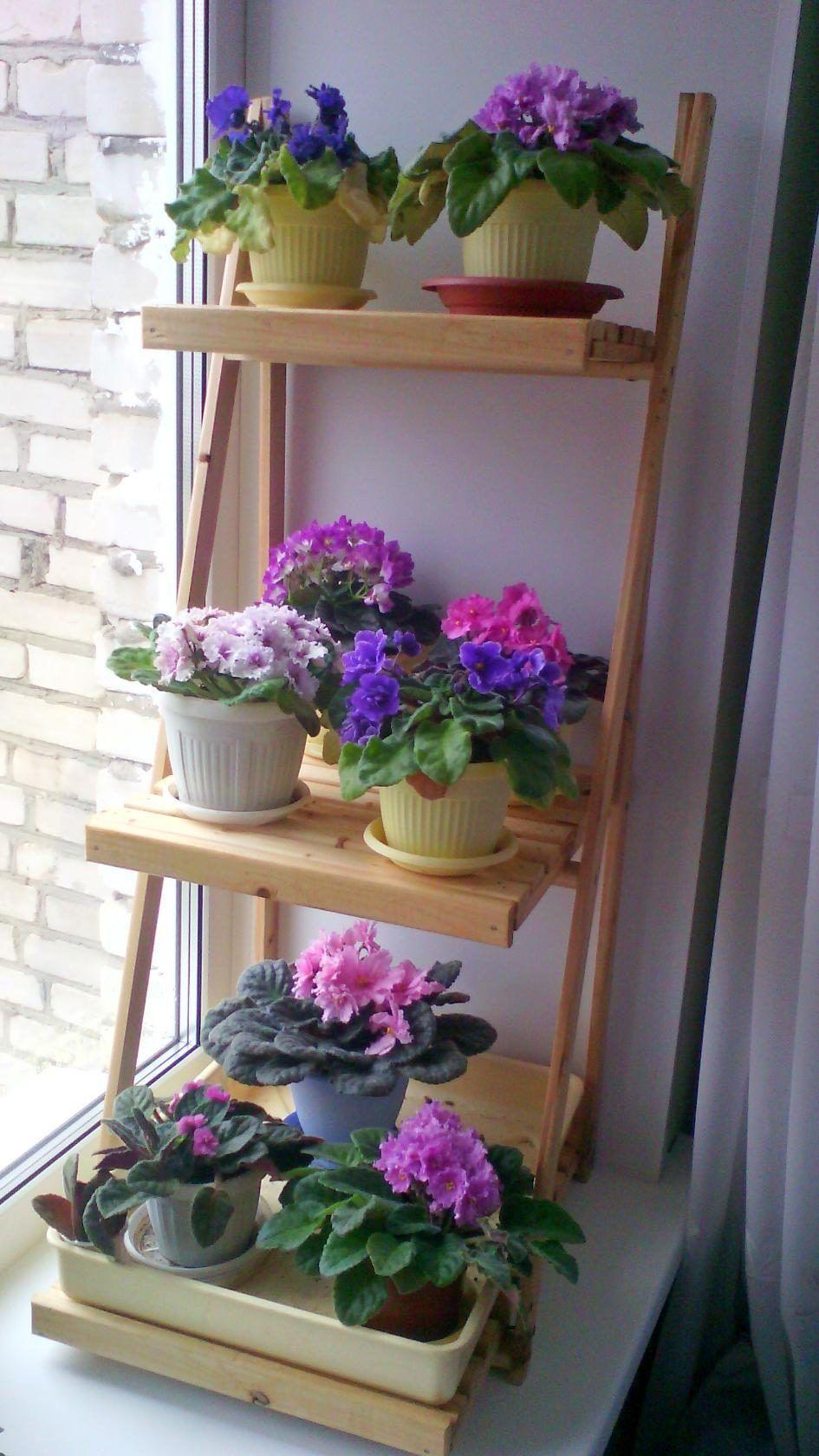 Подставки для цветов для улицы своими руками фото 748