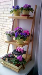 Подставки для цветов своими руками Фото (7)