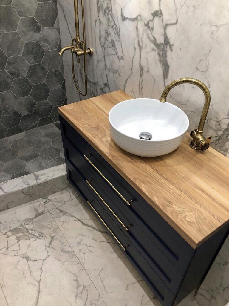 Столешница в ванную комнату (1)
