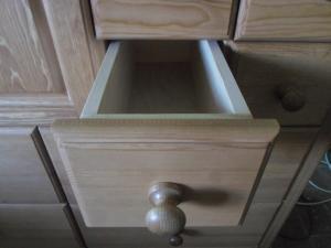 Ящик комода из массива (1)