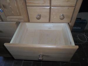 Ящик комода из массива (2)