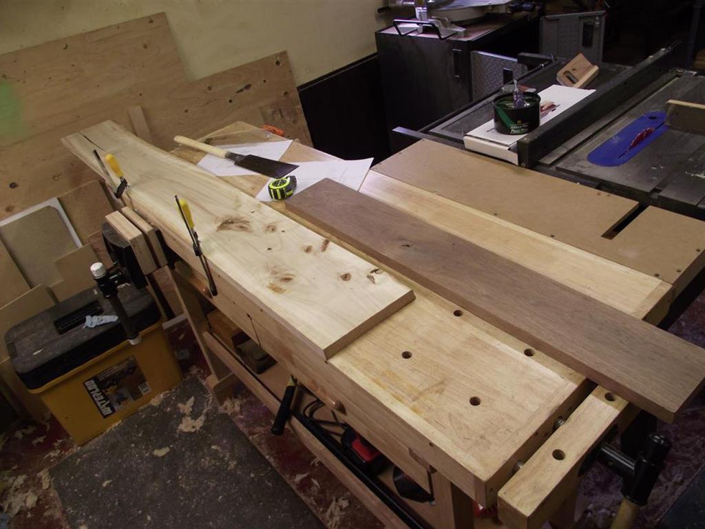Делаем ящик для инструмента из дерева. Фото (1)