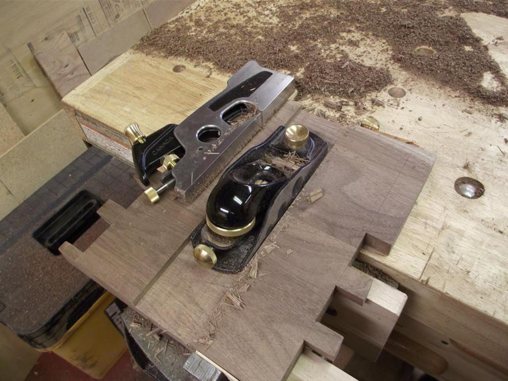 Делаем ящик для инструмента из дерева. Фото (10)