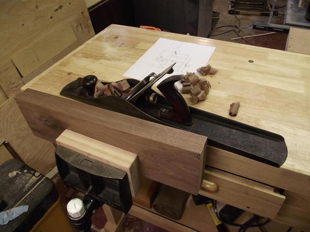 Делаем ящик для инструмента из дерева. Фото (2)
