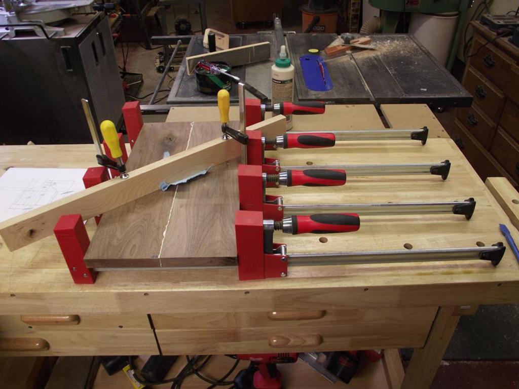 Делаем ящик для инструмента из дерева. Фото (3)