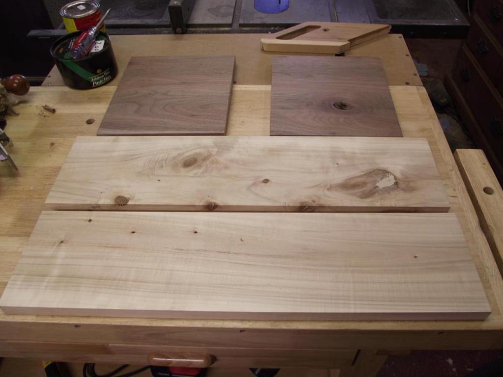 Делаем ящик для инструмента из дерева. Фото (5)