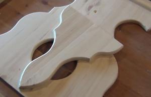 Дополнительные детали для изготовления стола из дерева своими руками