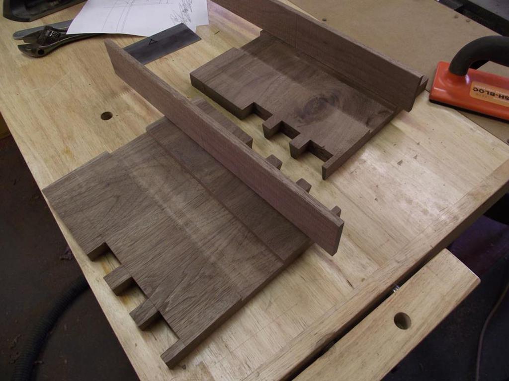Как сделать ящик для инструмента. Фото (1)