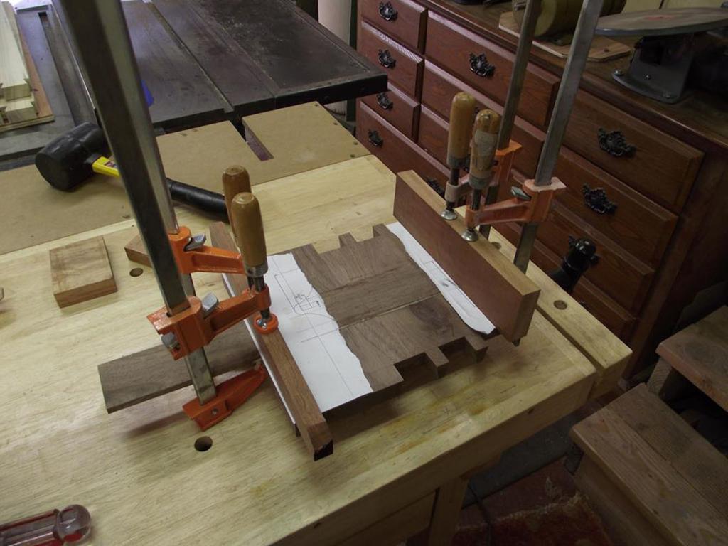 Как сделать ящик для инструмента. Фото (2)