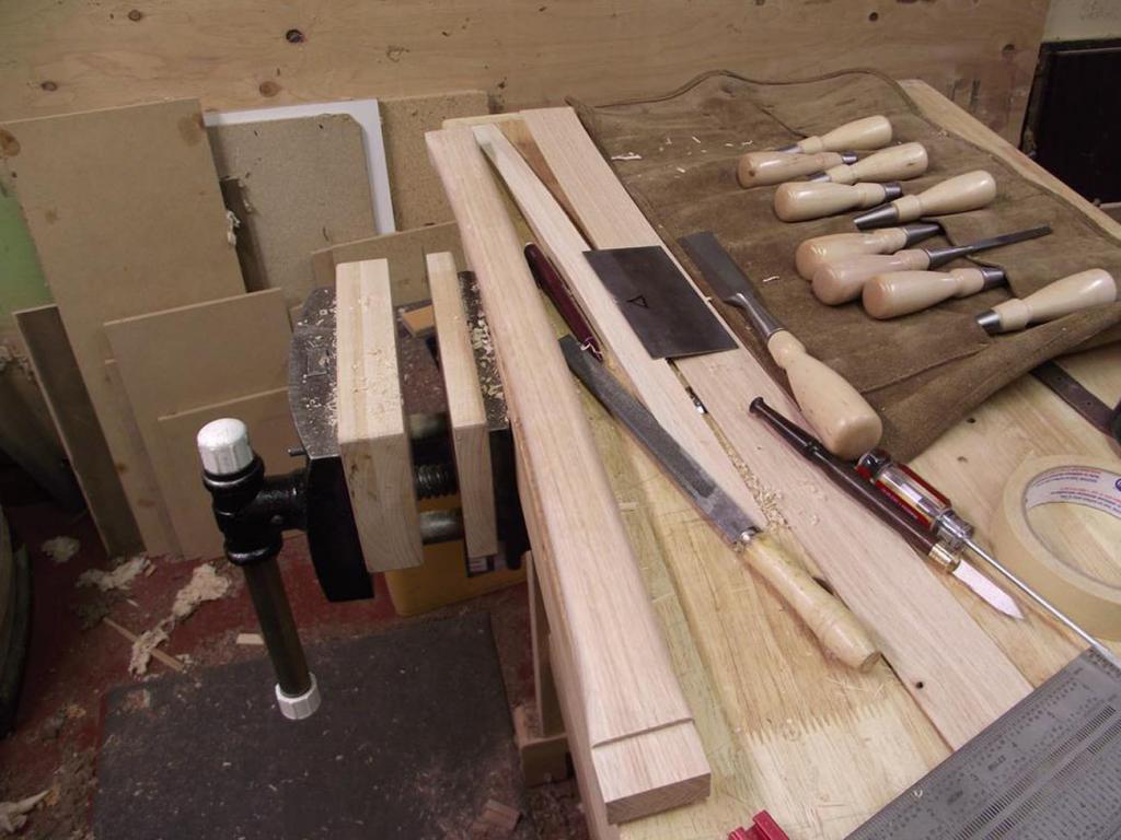 Как сделать ящик для инструмента. Фото (9)