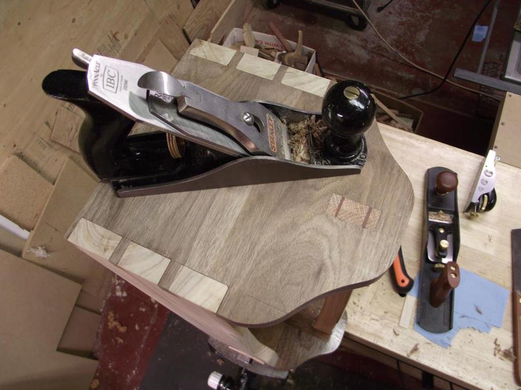 Ящик из дерева для инструментов. Фото (6)
