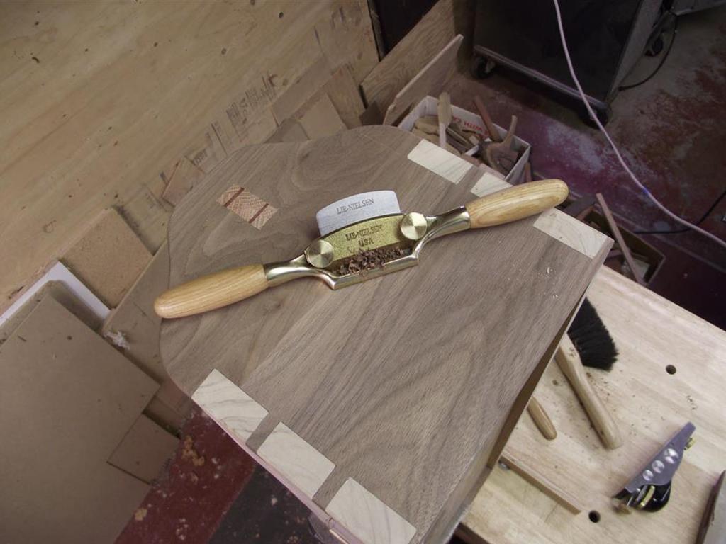 Ящик из дерева для инструментов. Фото (7)