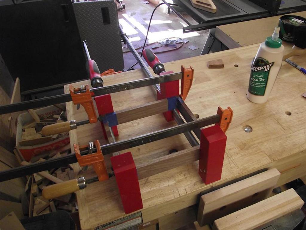 Ящик из дерева для инструментов. Фото (8)