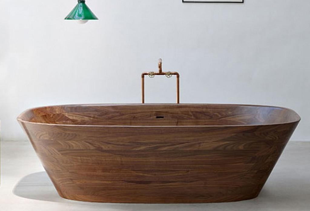 Деревянная ванна Фото 24