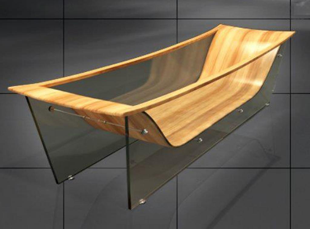 Деревянная ванна Фото 4