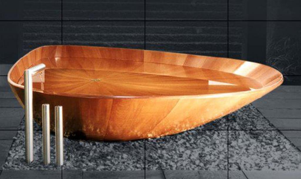 Деревянная ванна Фото 7