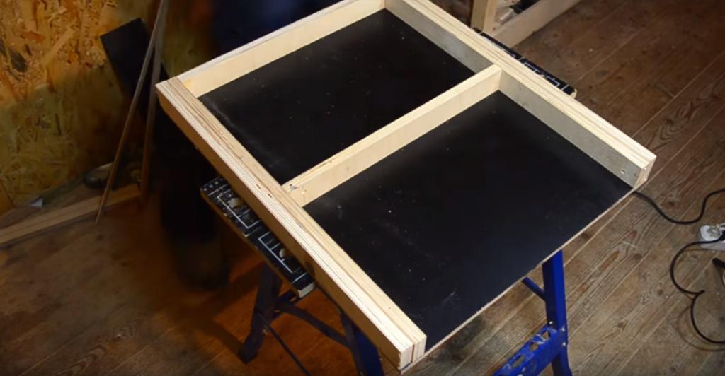 Самый простой фрезерный стол. Фото 2