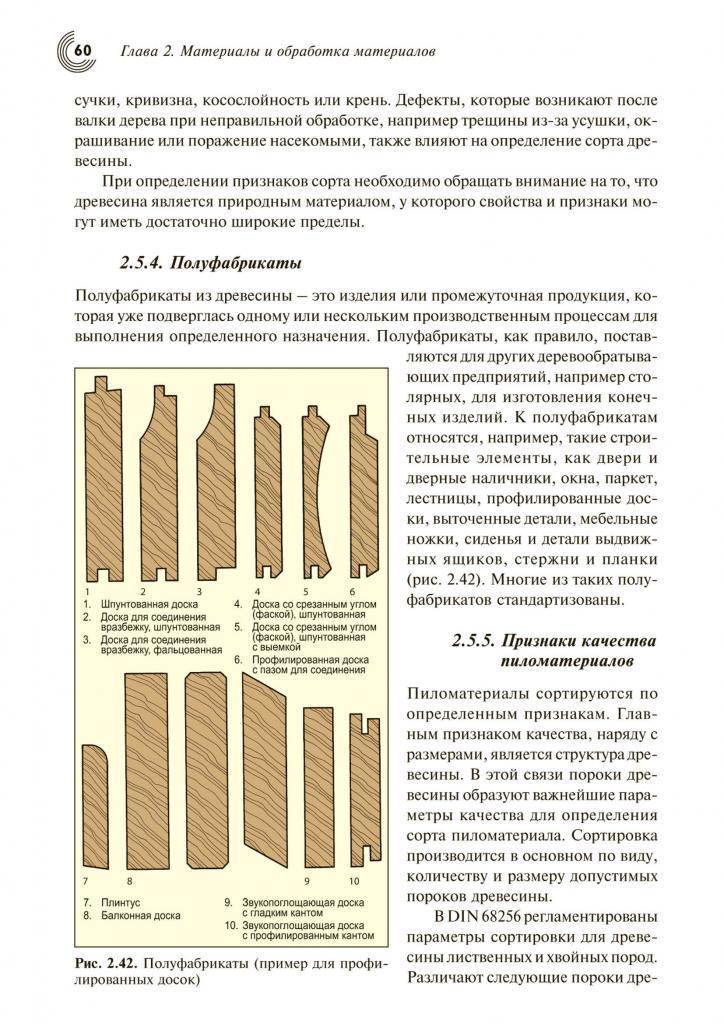 Справочник строителя. Деревообработка. Примеры страниц 3