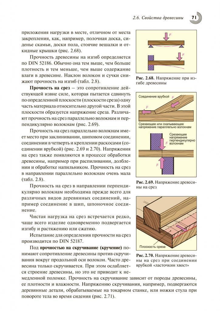 Справочник строителя. Деревообработка. Примеры страниц 5